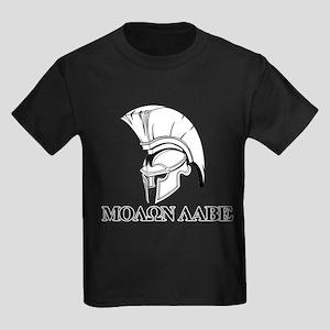 Spartan Greek Molon Labe Come and Take it T-Shirt