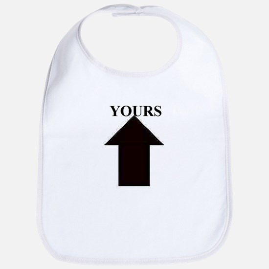 Up Yours Bib