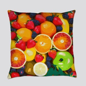 Fruit Everyday Pillow
