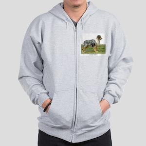 Australian Shepherd 9K7D-20 Sweatshirt