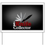 Iknife Logo Yard Sign