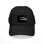 black caps large Baseball Hat