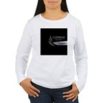 black caps large Long Sleeve T-Shirt