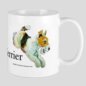 Flying Fox Terrier Mug