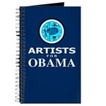 ARTISTS FOR OBAMA Journal