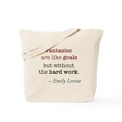 Fantasies by Emily Levine Tote Bag