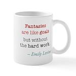 Fantasies By Emily Levine Mugs