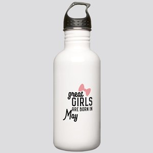 Great Girls are born i Stainless Water Bottle 1.0L