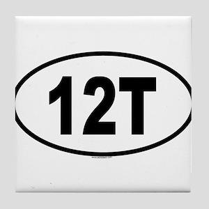 12T Tile Coaster
