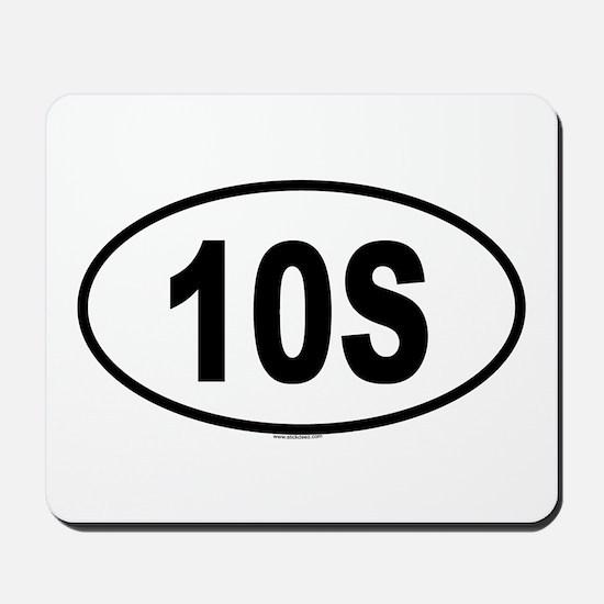 10S Mousepad