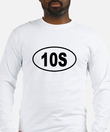 10S Long Sleeve T-Shirt