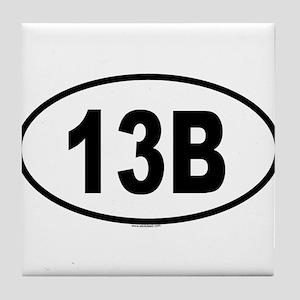 13B Tile Coaster
