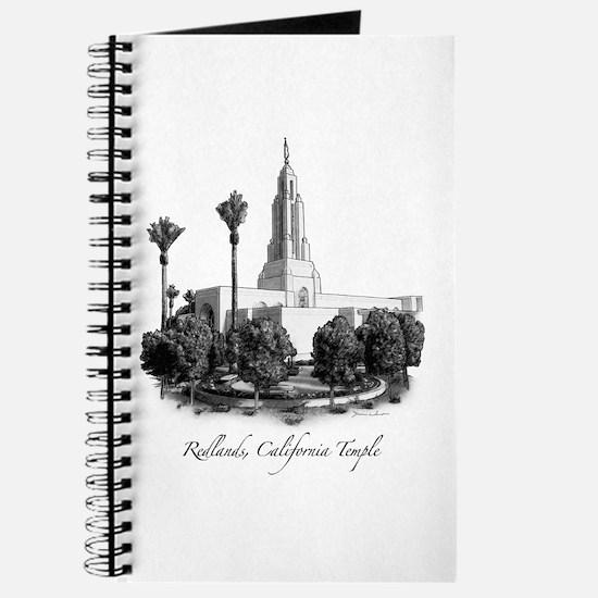 Redlands, California Temple Journal