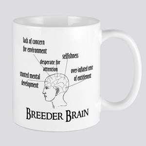 Breeder Brain Mug