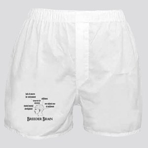 Breeder Brain Boxer Shorts
