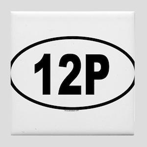 12P Tile Coaster