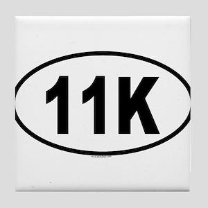 11K Tile Coaster
