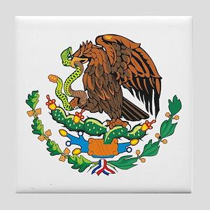 MEXICO Tile Coaster