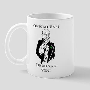 Uncle Zam Wants You Mug