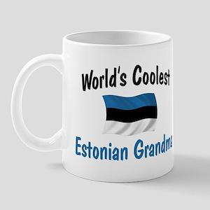 Coolest Estonian Grandma Mug