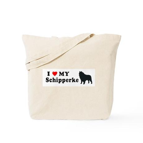 SCHIPPERKE Tote Bag