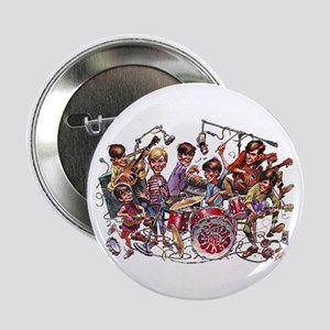 Cowsill 1960s Cartoon Button