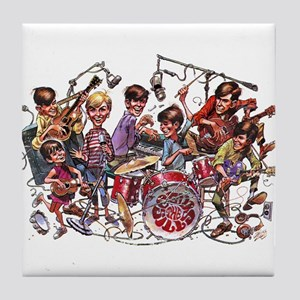 Cowsill 1960s Cartoon Tile Coaster