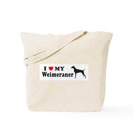 WEIMERANER Tote Bag
