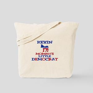Kevin - Mommy's Democrat Tote Bag