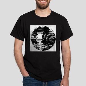 Discoball Black T-Shirt