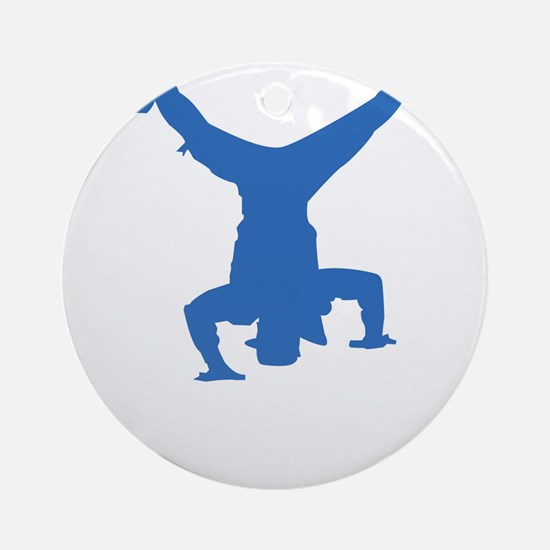 Headspin 05 Ornament (Round)