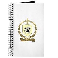 BRASSAUX Family Crest Journal