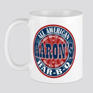 Aaron's All American Barbeque Mug