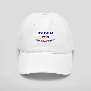 Kaden for President Cap