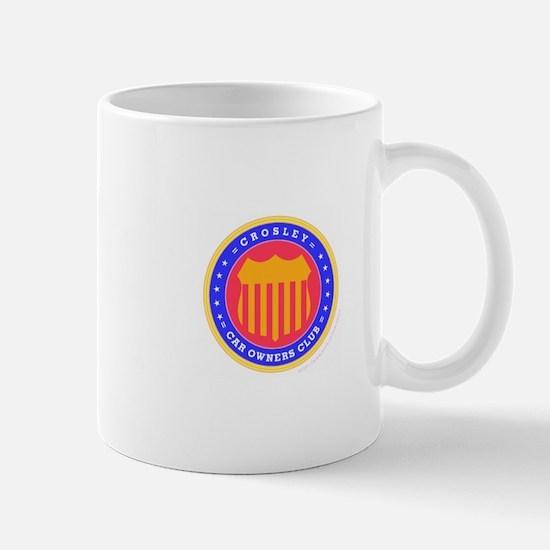 Ceramic Beverage Mug with CCOC seal.