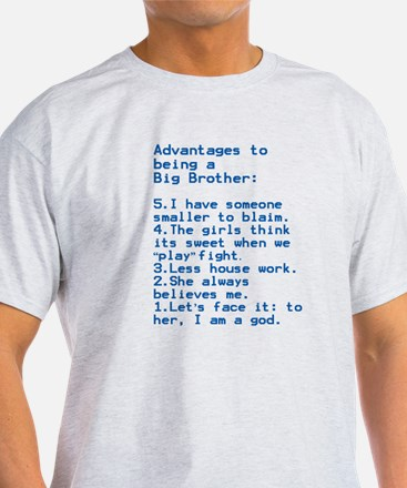 Big brother of a sister T-Shirt
