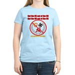 Get Out Of the United Nations Women's Light T-Shir