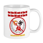 Get Out Of the United Nations Mug