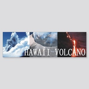 ABH Hawaii Volcanoes Sticker (Bumper)