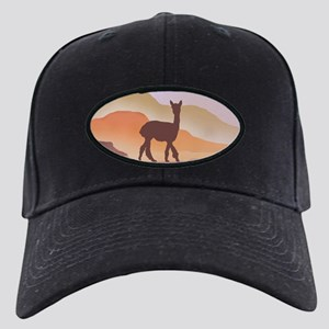 Mountain Mirage Alpaca Black Cap
