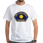 Smog Police White T-Shirt