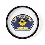 Smog Police Wall Clock