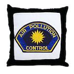 Smog Police Throw Pillow