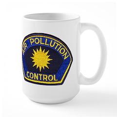 Smog Police Large Mug