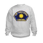 Smog Police Kids Sweatshirt