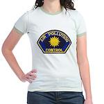 Smog Police Jr. Ringer T-Shirt