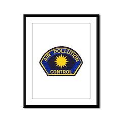 Smog Police Framed Panel Print
