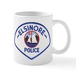 Elsinore Police Mug