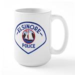 Elsinore Police Large Mug
