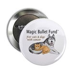 """Magic Bullet Fund 2.25"""" Button (100 Pack)"""